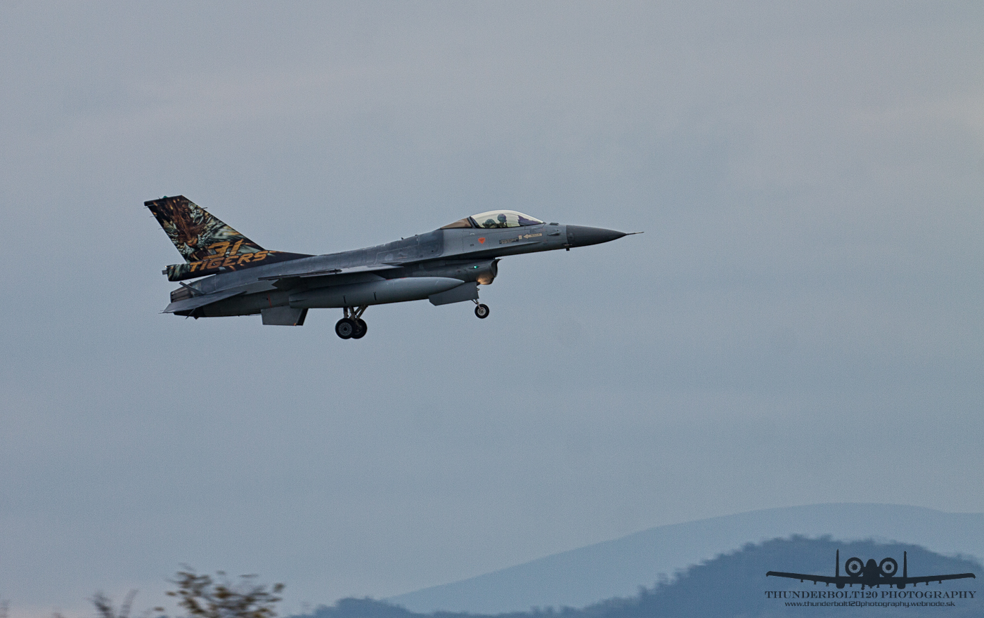 SABCA F-16AM Fighting Falcon FA-106