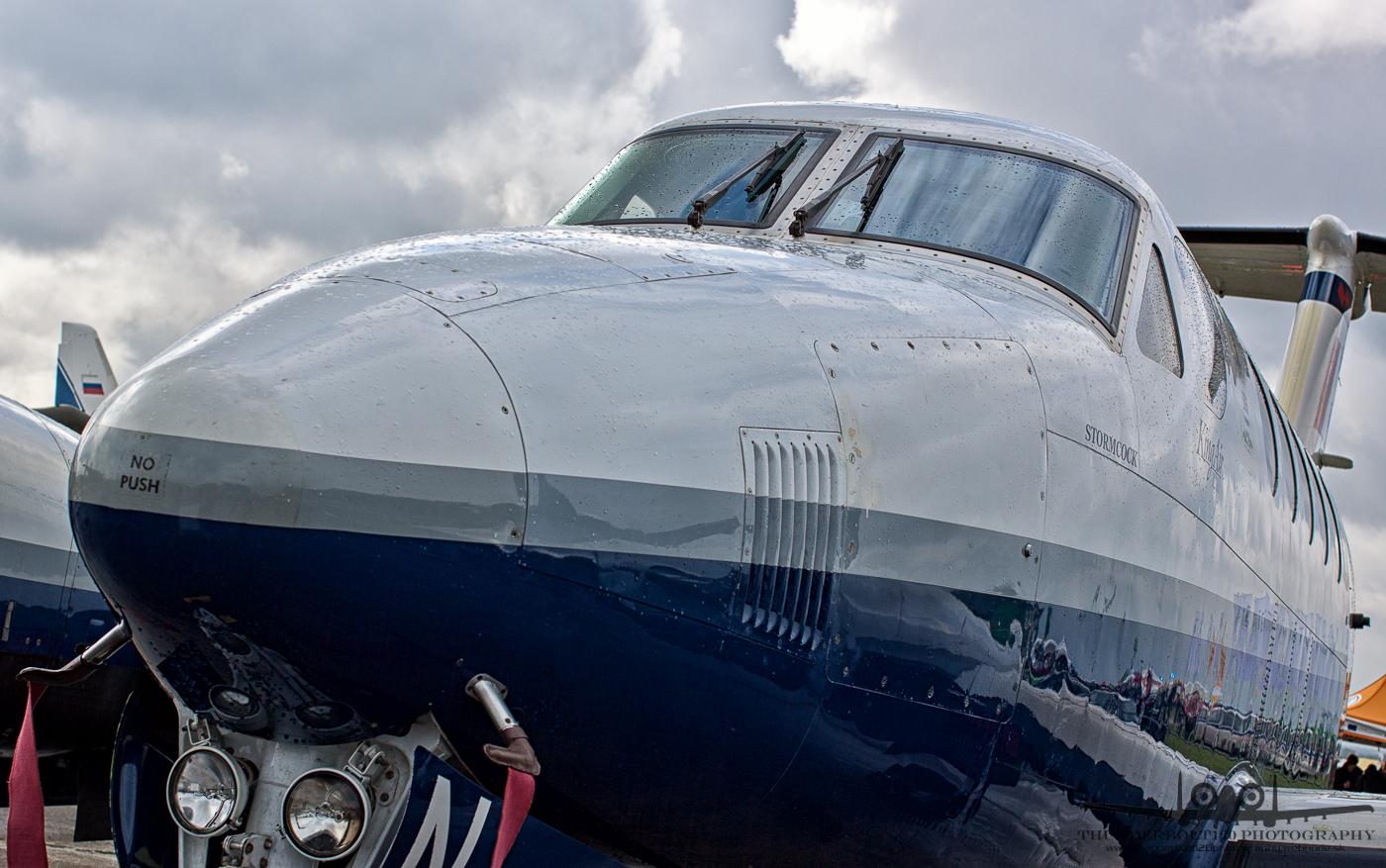 Raytheon B200 King Air ZK454