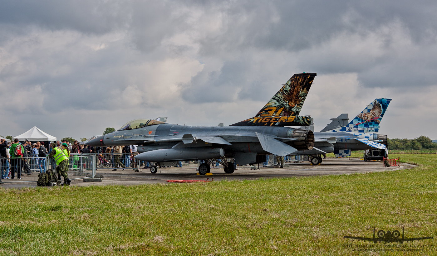 Belgické F-16