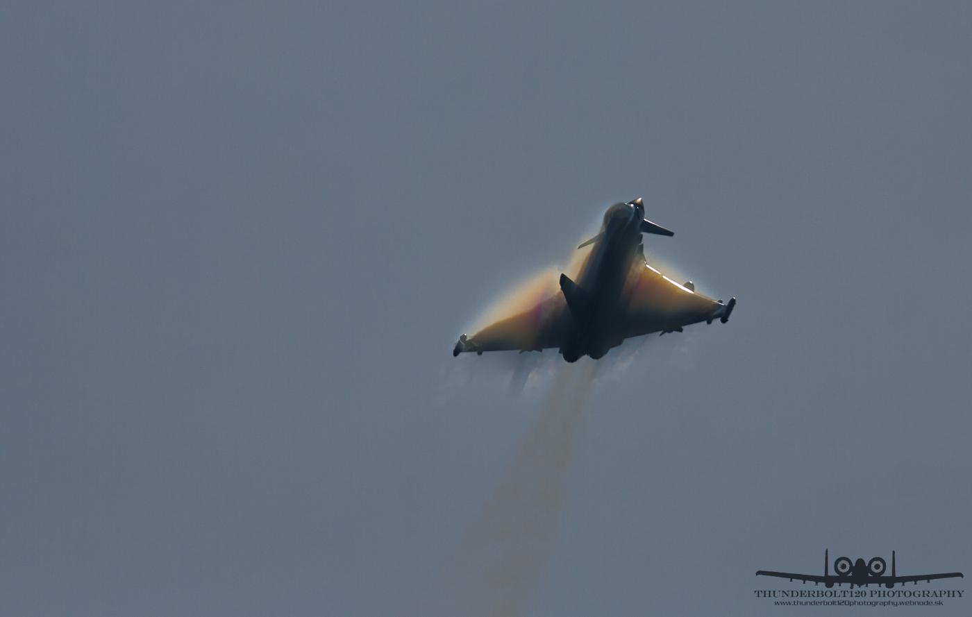 Eurofighter EF-2000 Typhoon S 7L-WG