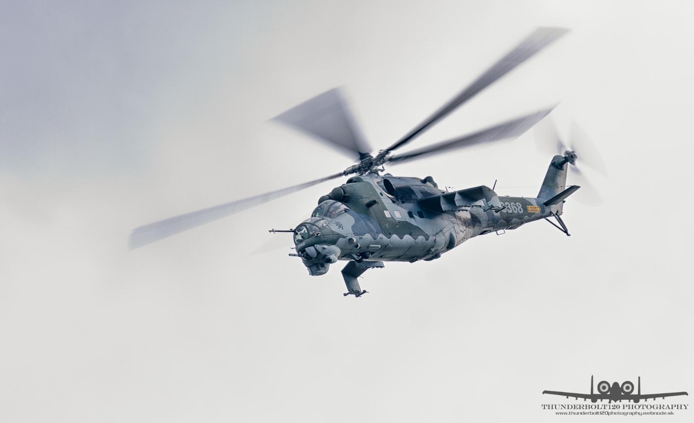 Mil Mi-24V (Mi-35) Hind 3368