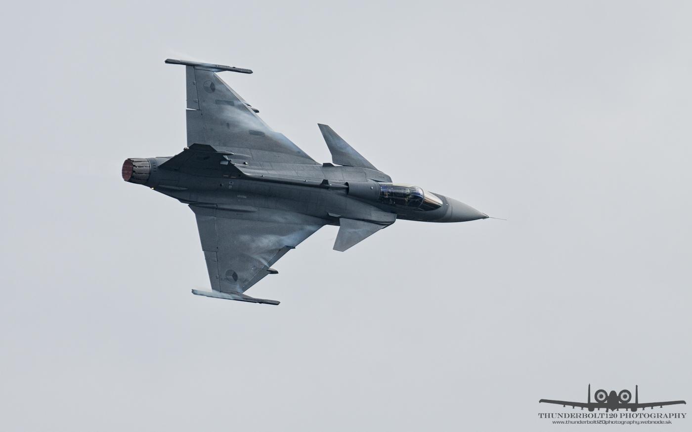 SAAB JAS-39C Gripen 9243