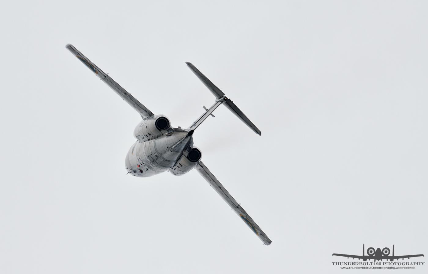 SAAB Sk60A (105) SE-DXG