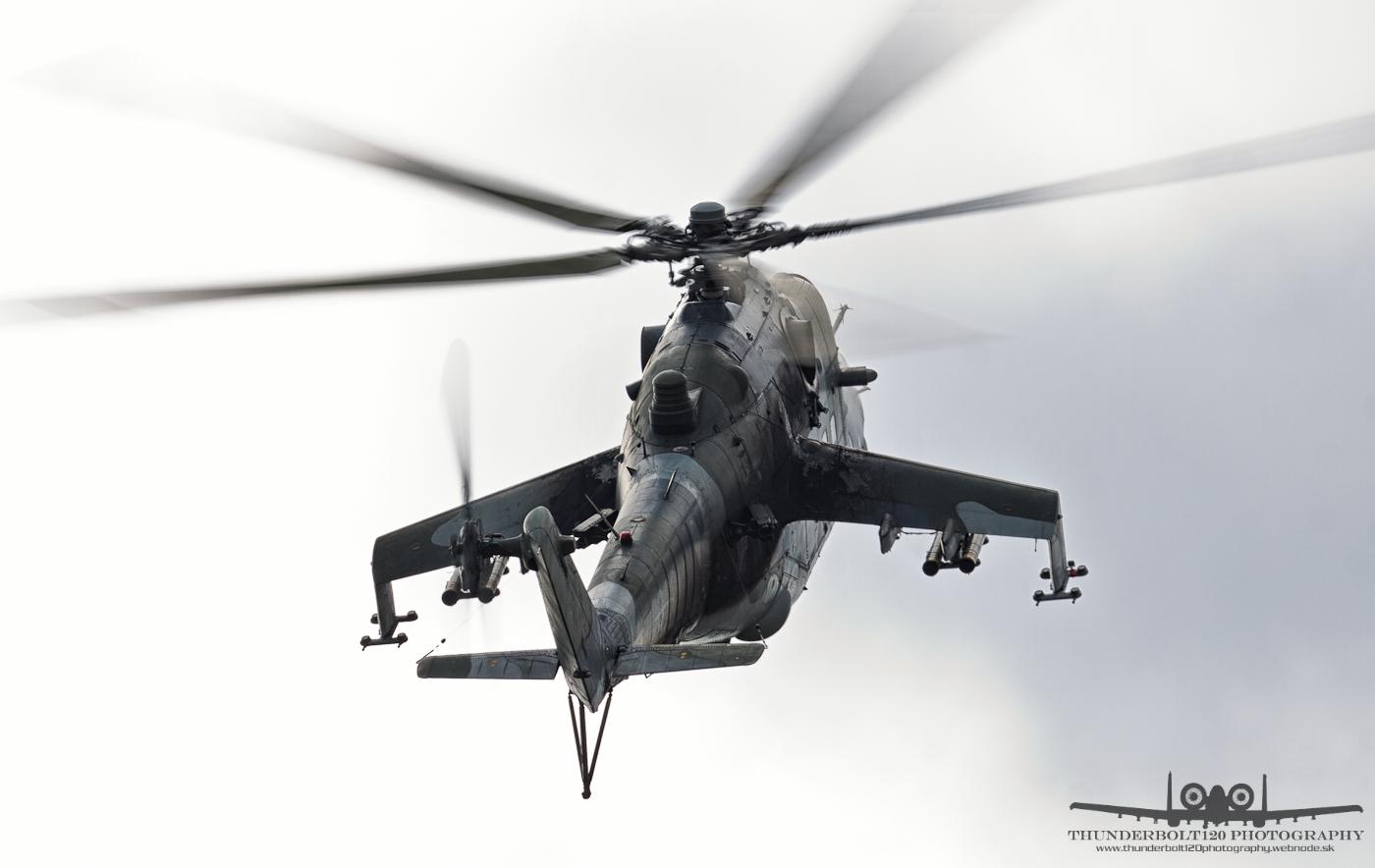 Mil Mi-24V (Mi-35) Hind 3366