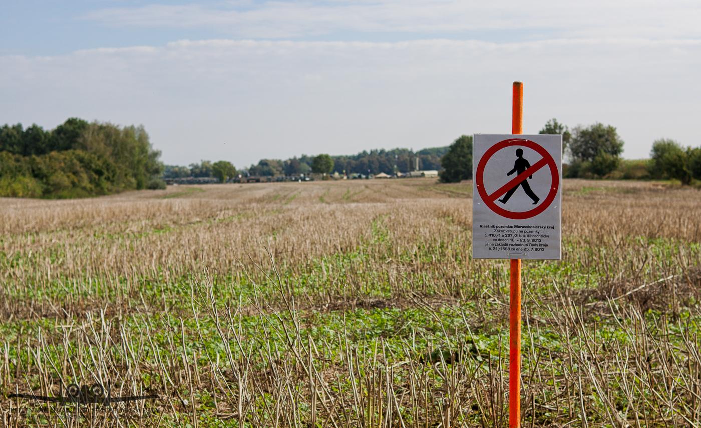 zakázaná zóna