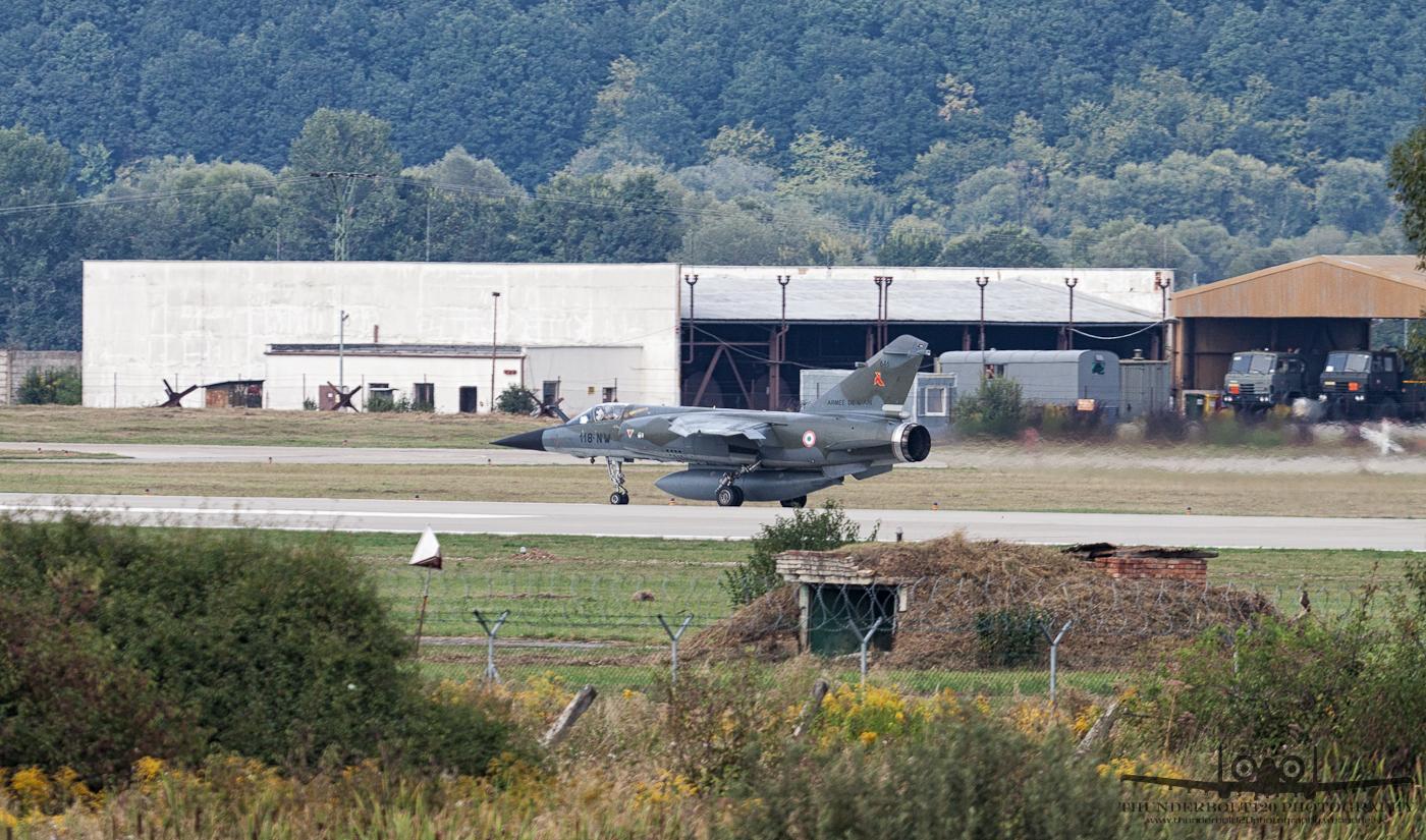 Dassault Mirage F1CR 118-NW