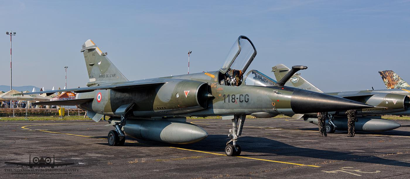 Dassault Mirage F1CR 118-CG