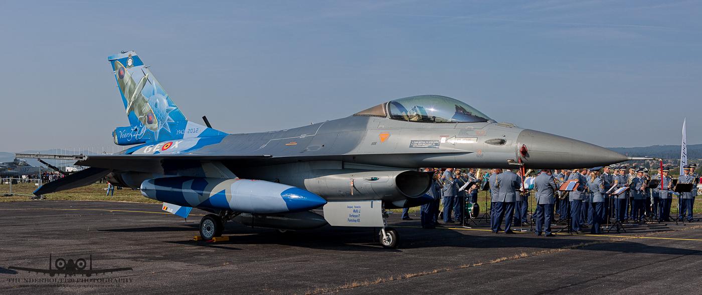 SABCA F-16AM Fighting Falcon FA-110