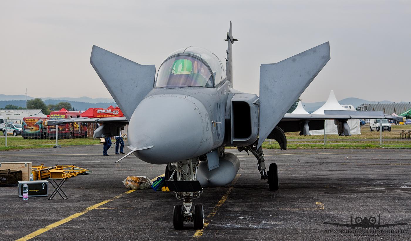 SAAB JAS-39D Gripen 43