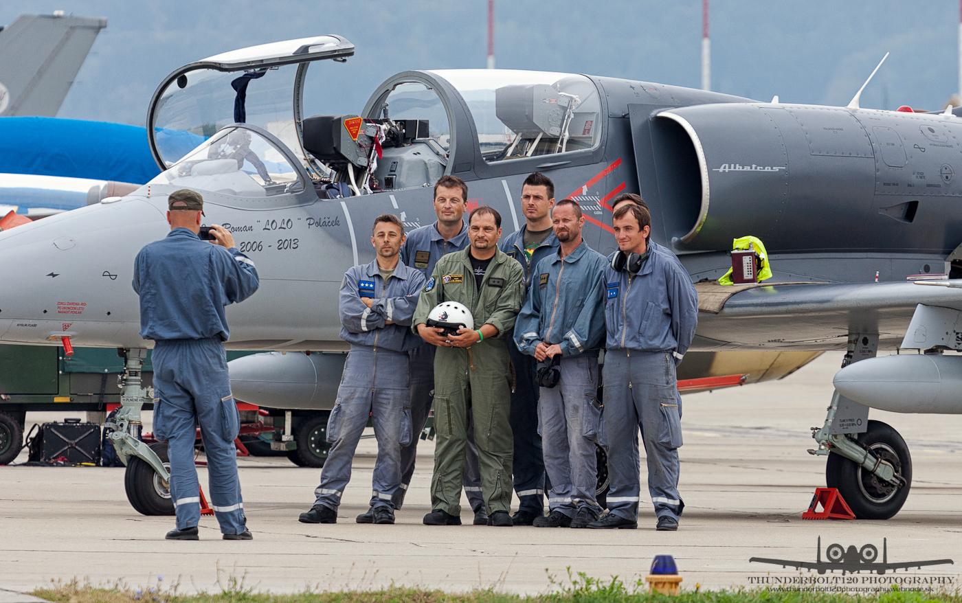 Aero L-39CM Albatros 5252