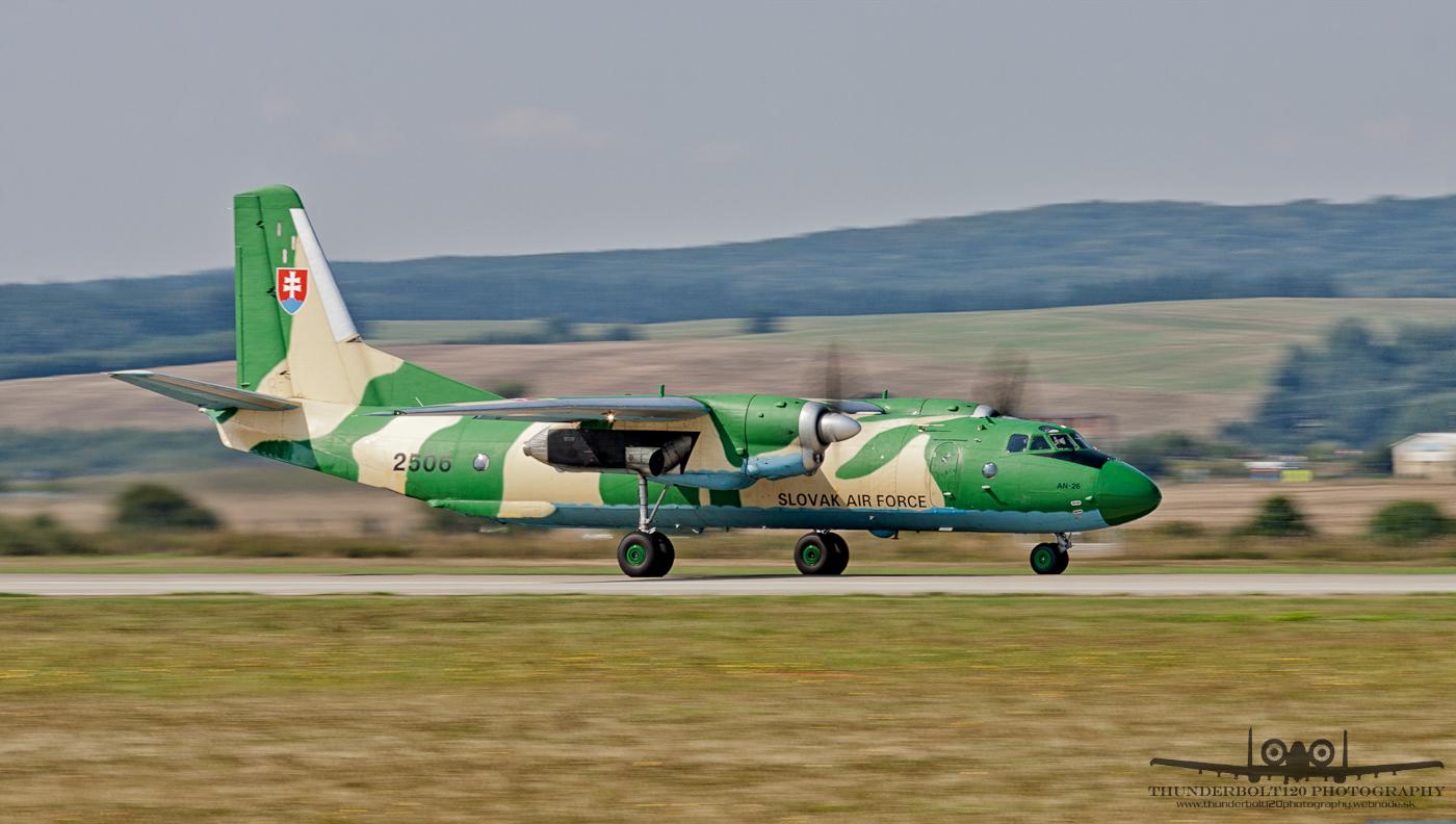 Antonov An-26 2506