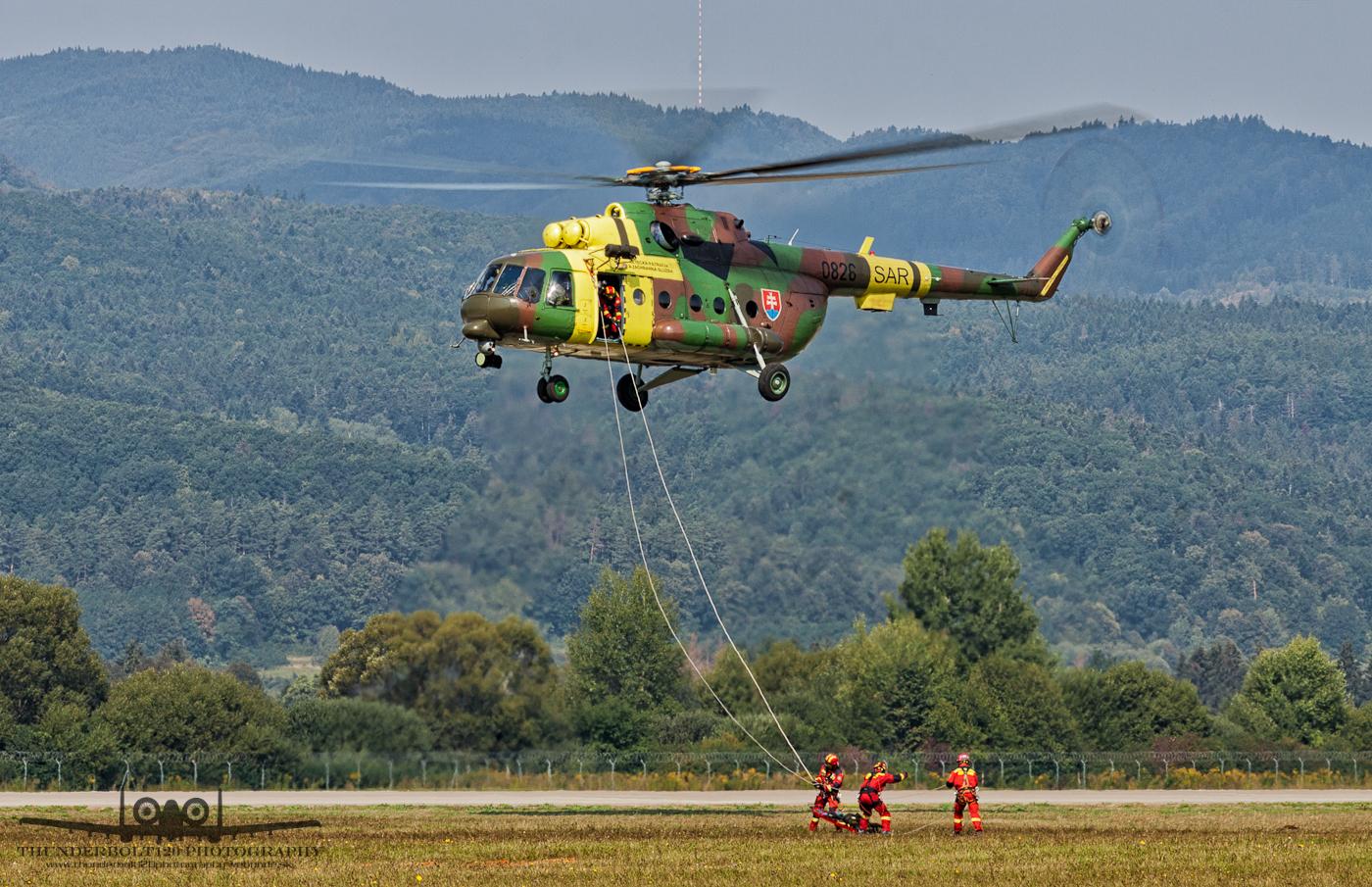 Mil Mi-17 Hip 0826