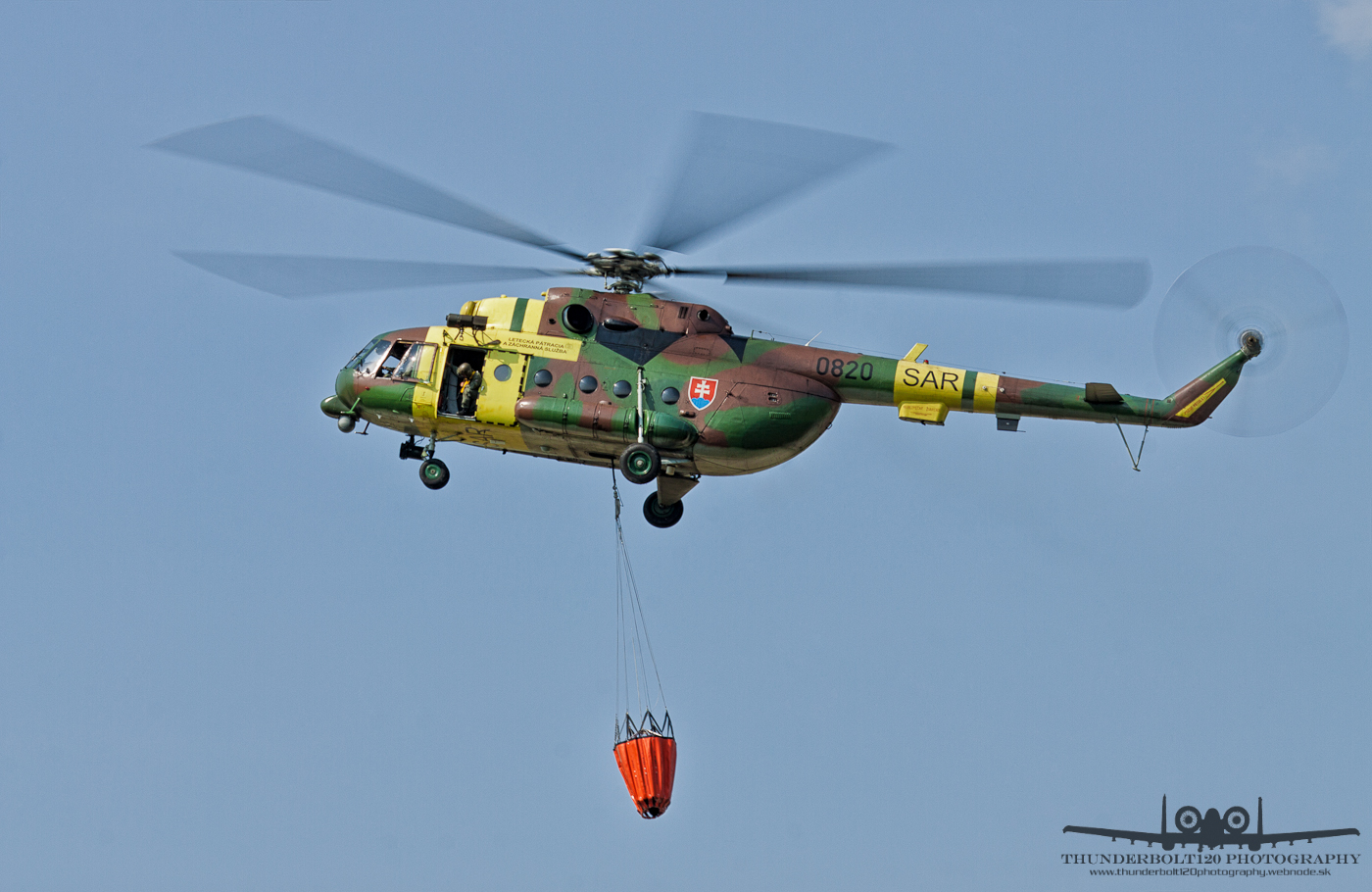 Mil Mi-17 Hip 0820