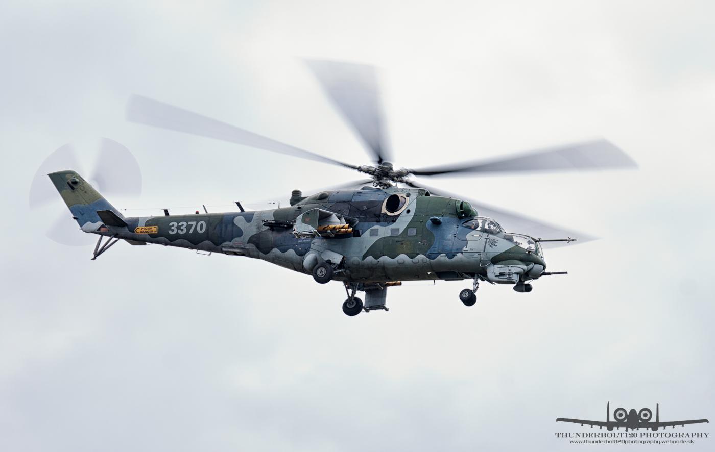 Mil Mi-24V (Mi-35) Hind 3370