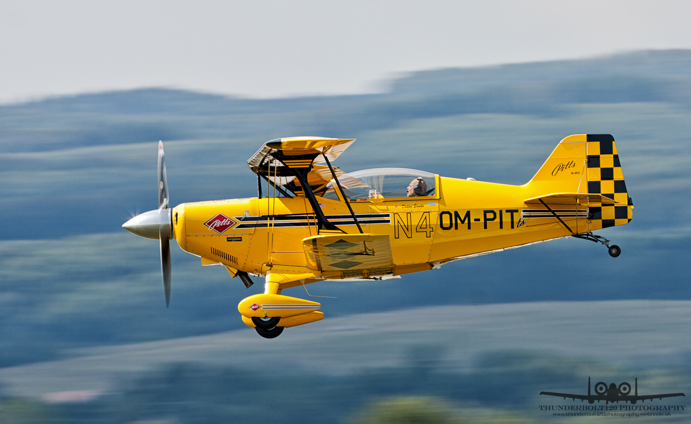 Aviat Pitts S-2C Special OM-PIT