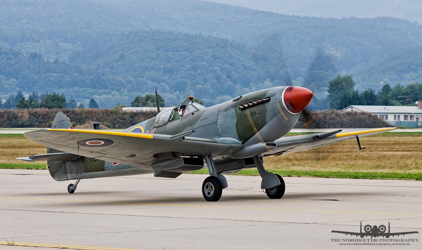 Supermarine 361 Spitfire LF16E