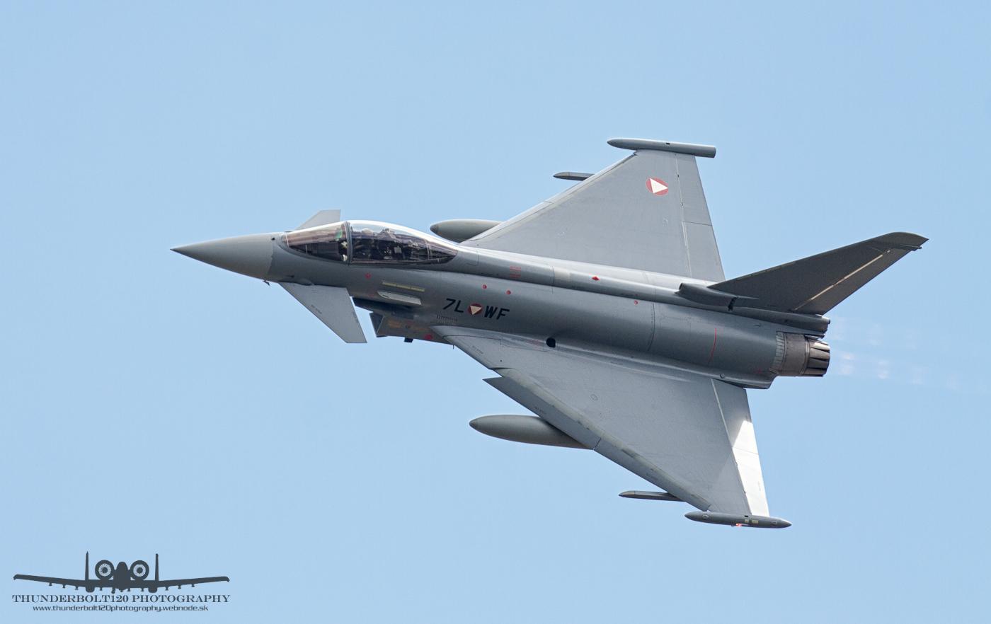 Eurofighter EF-2000 Typhoon S 7L-WF