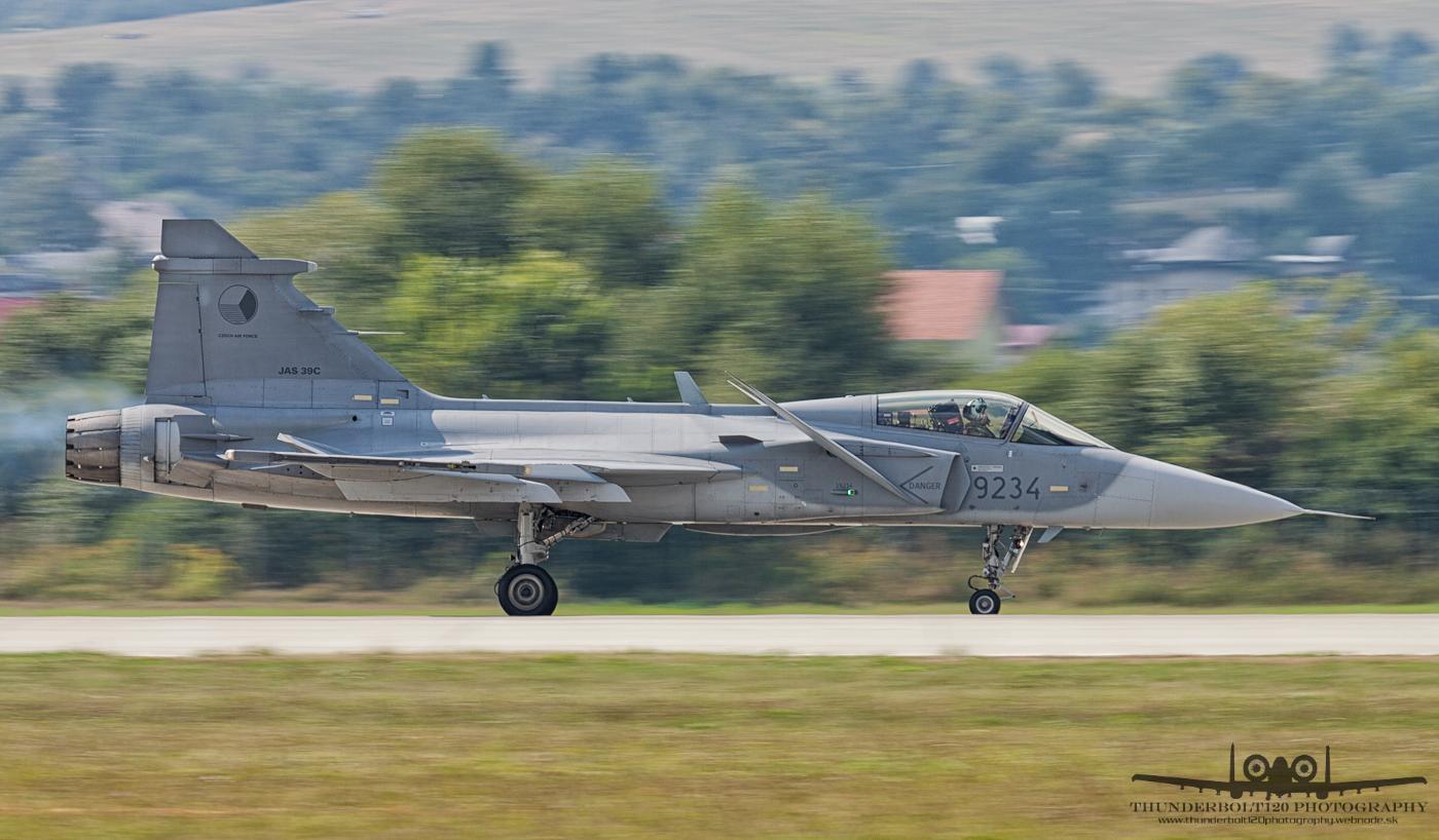 SAAB JAS-39C Gripen 9234