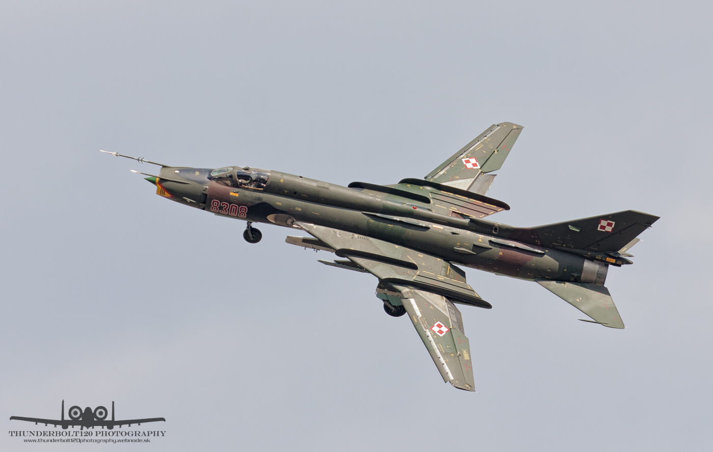 Sukhoi Su-22M4 8308