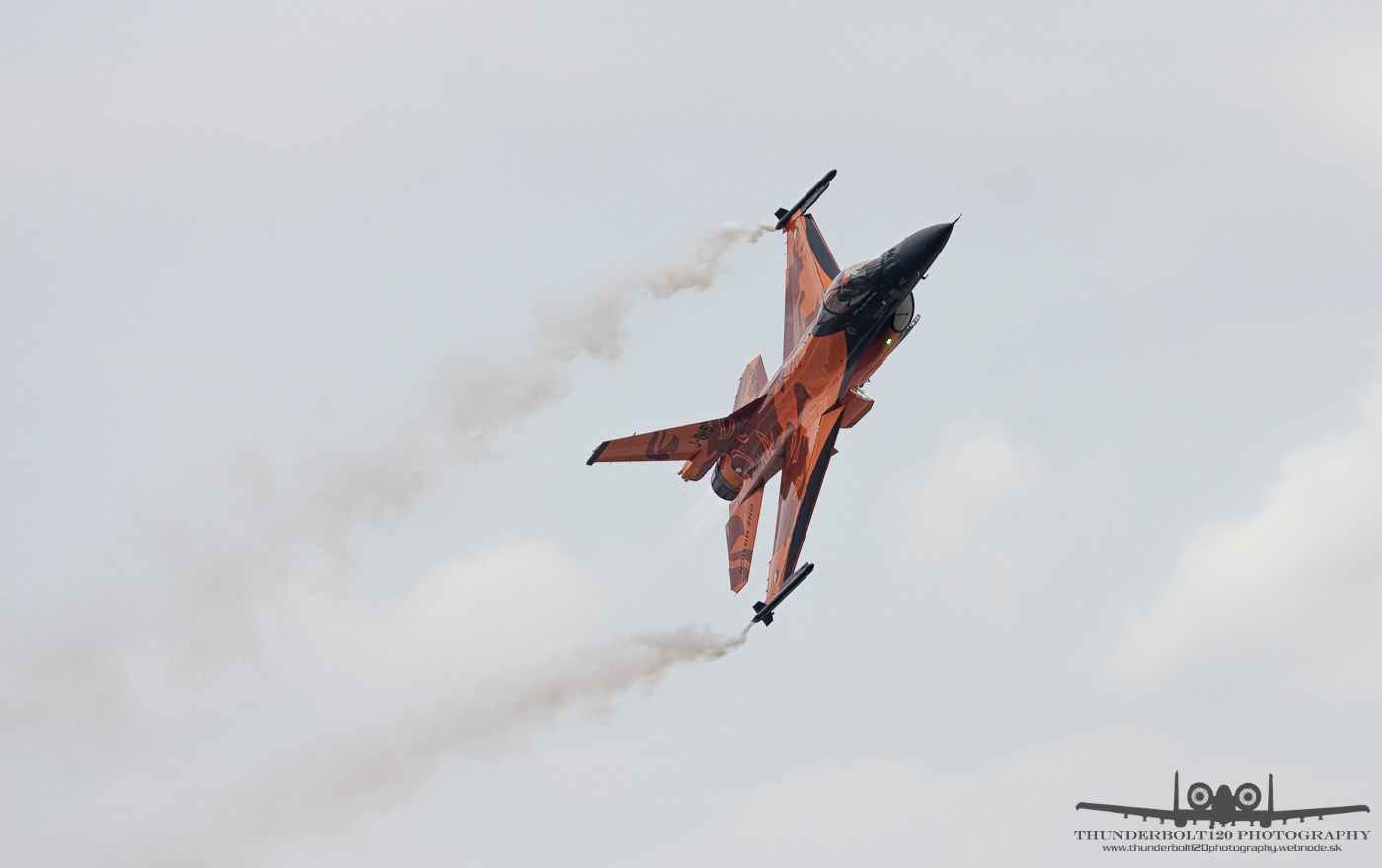 Fokker F-16AM Fighting Falcon J-015