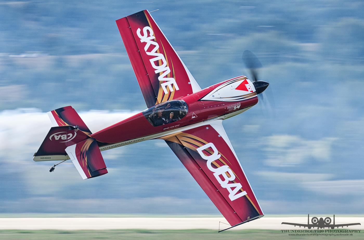 MX Aircraft MXS N540XX