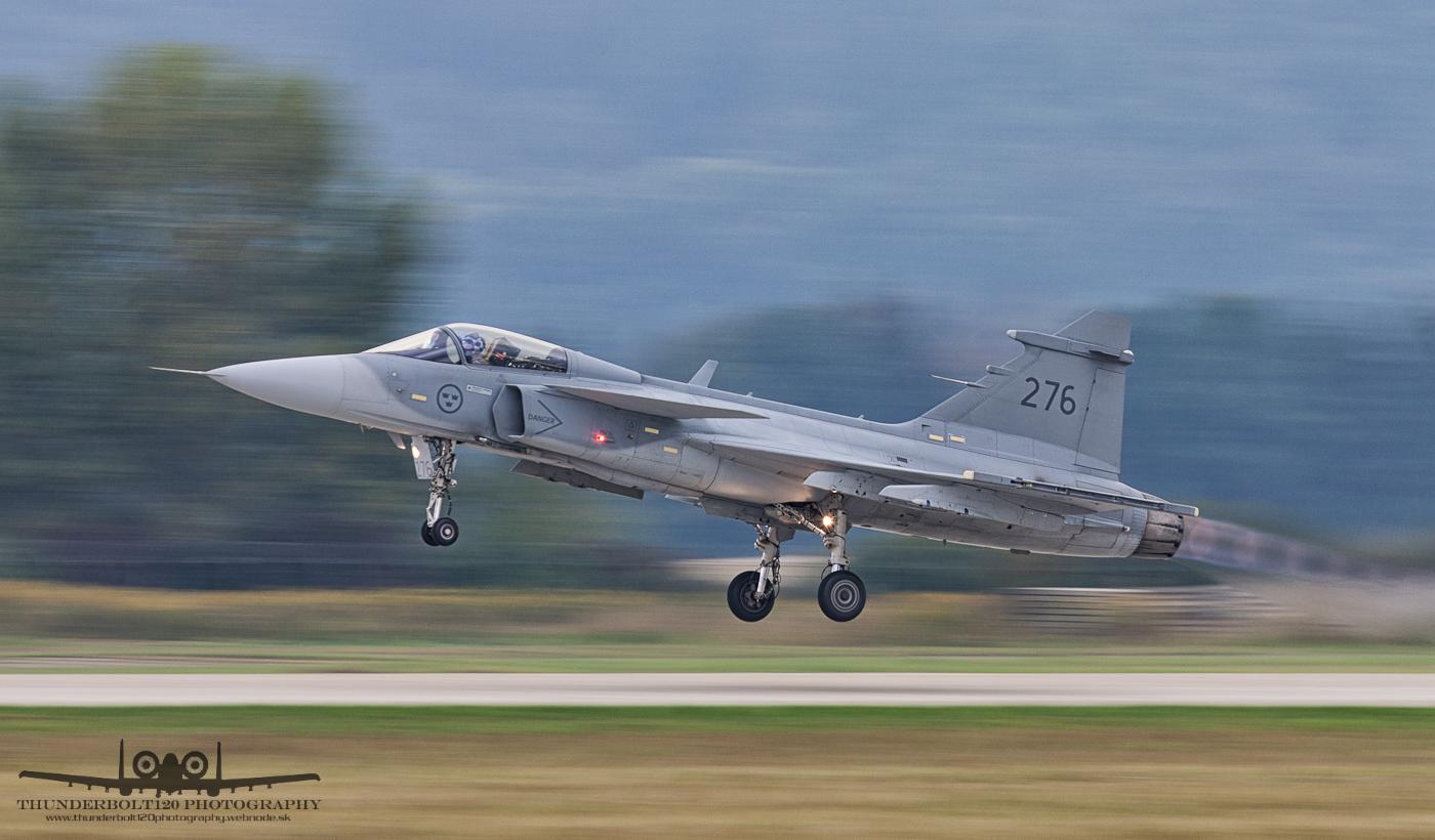 SAAB JAS-39C Gripen 39276