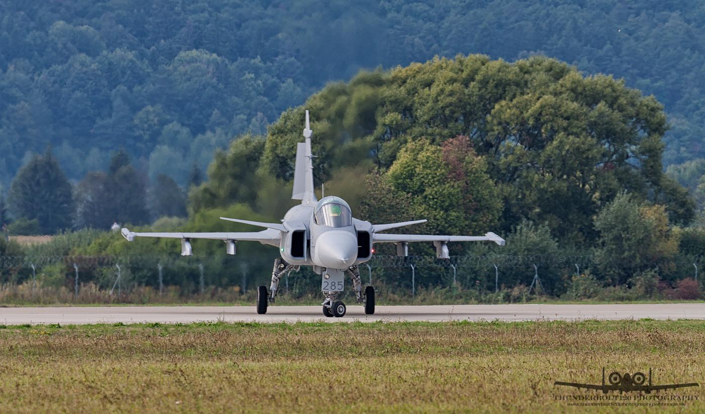 SAAB JAS-39C Gripen 39285