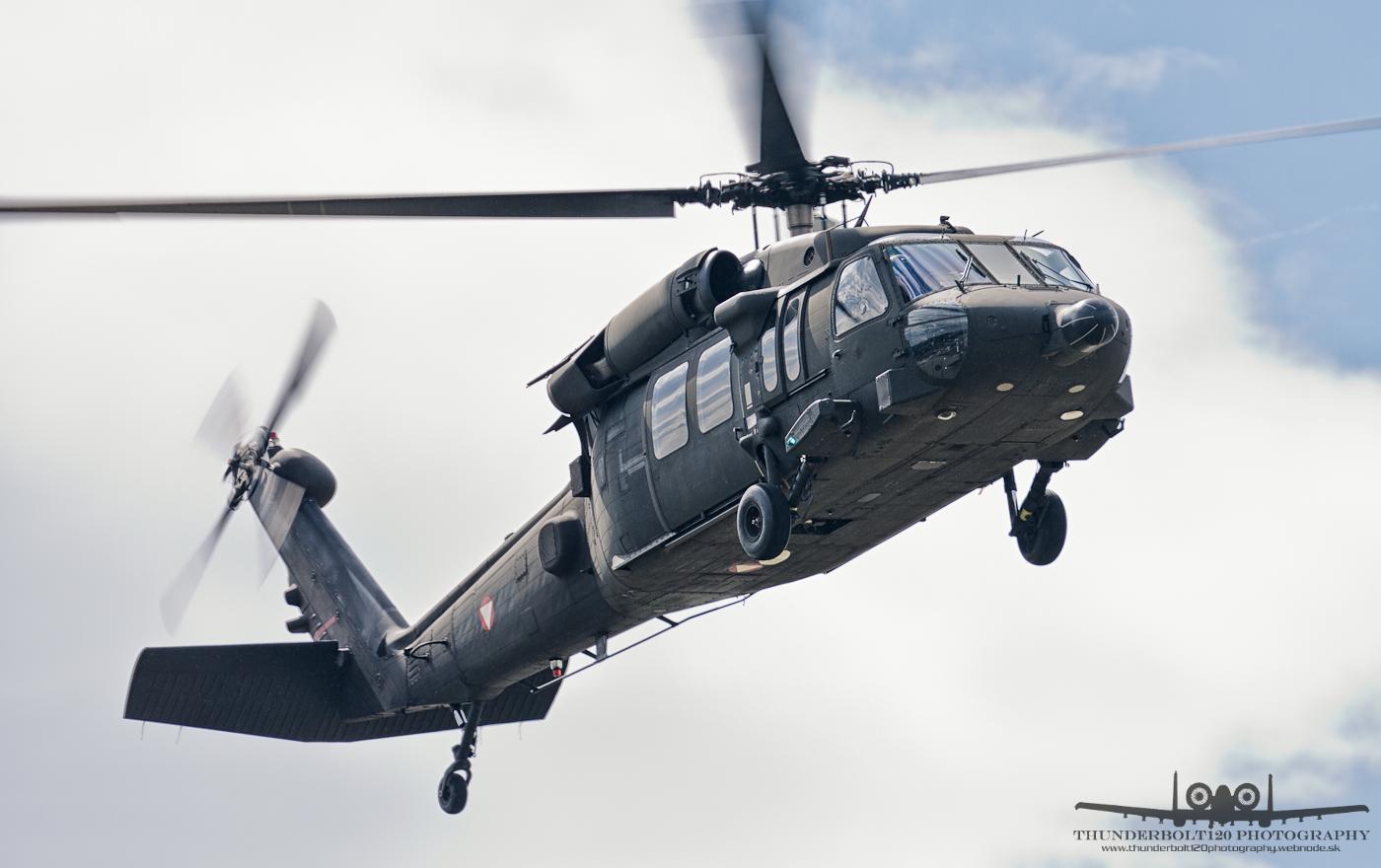 Sikorsky S-70A-42 Black Hawk 6M-BA