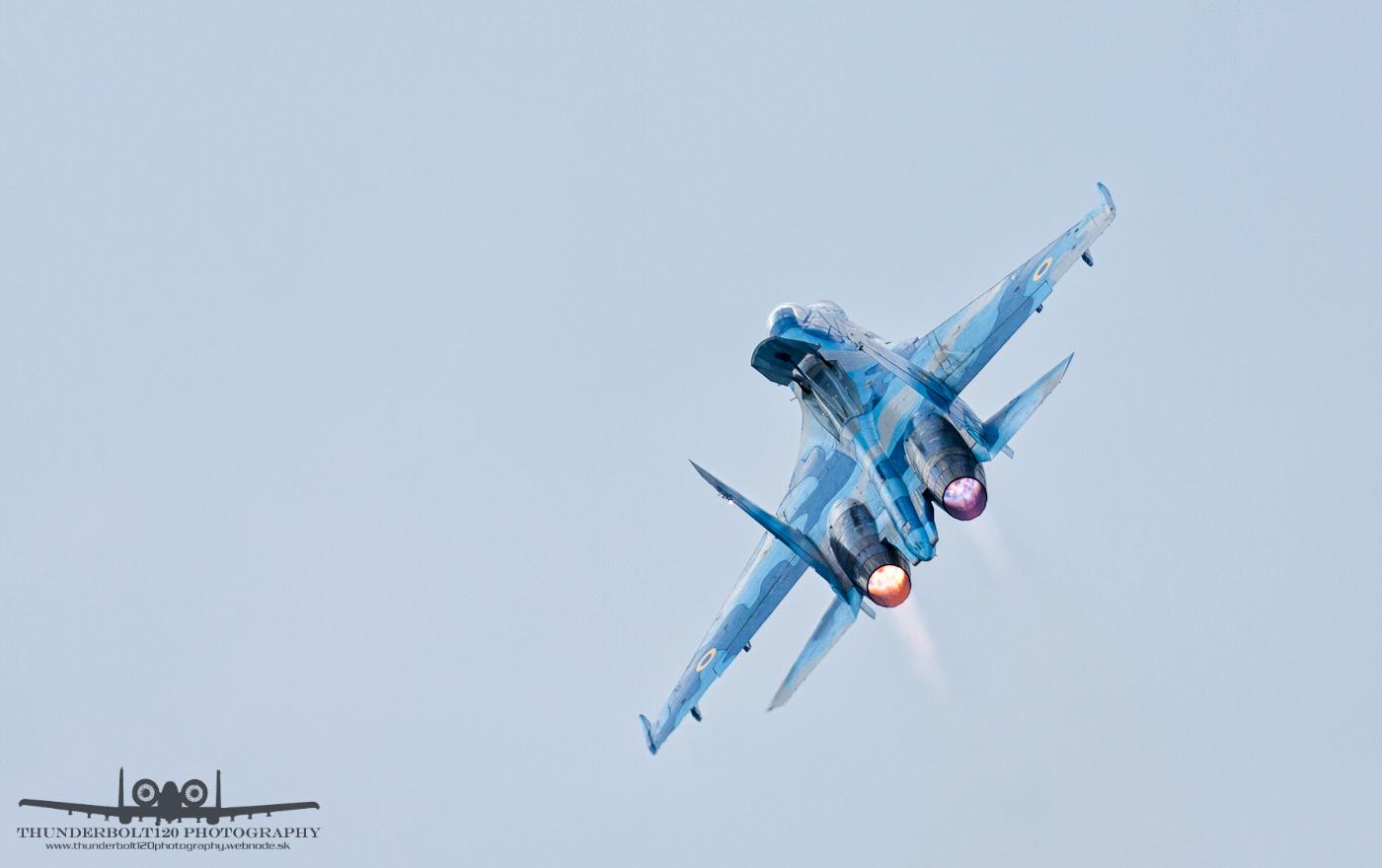 Sukhoi Su-27UB 69