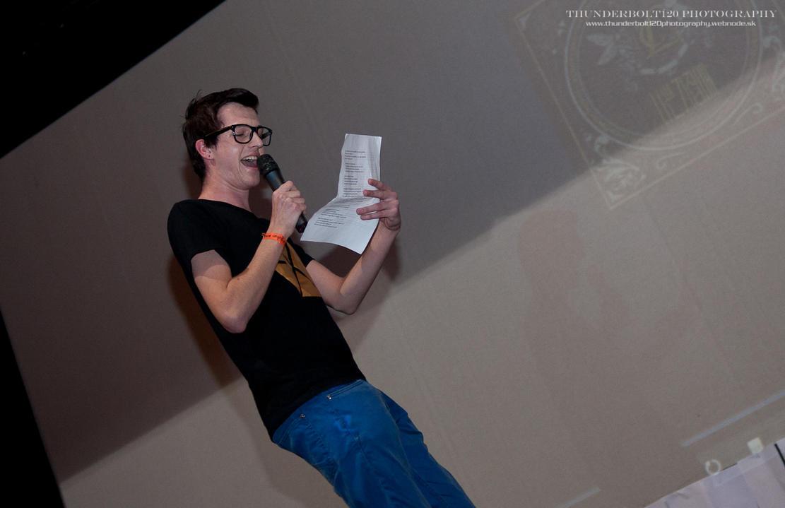 Karaoke contest