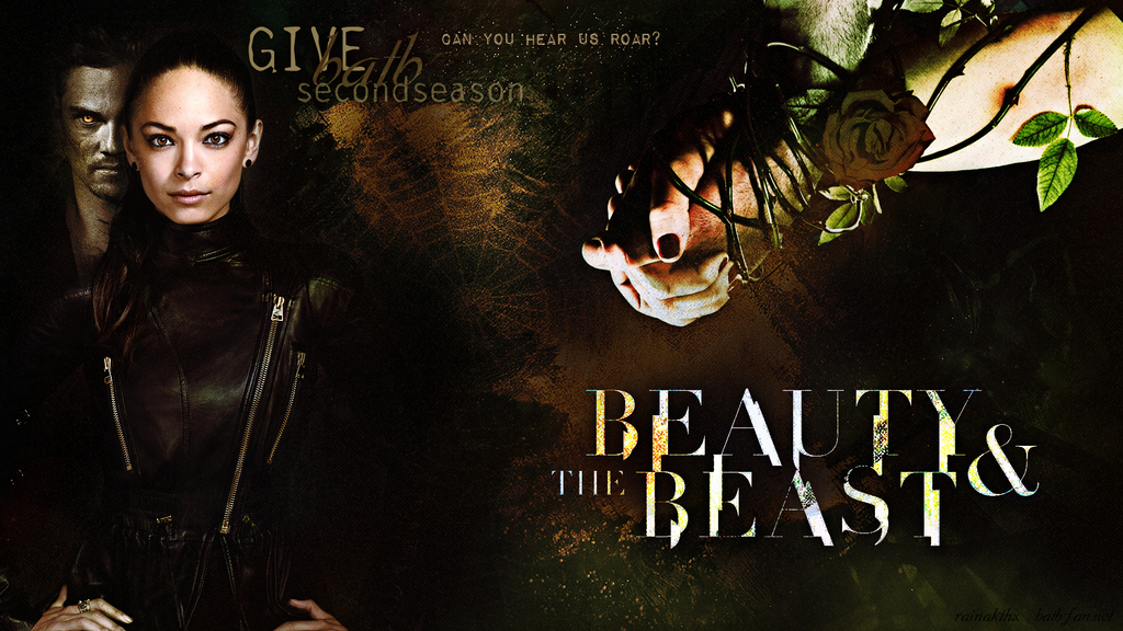 Dexiee 18 1 Beauty And The Beast Wallpaper By Rainakthx