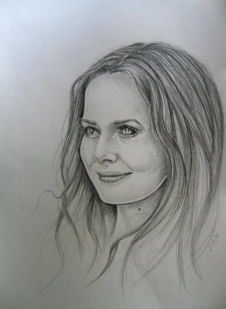 Rachel Hurd-Wood by Madame-Lullaby