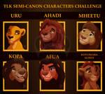 The Lion King - TLK Challenge