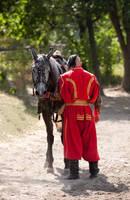 Ukrainian cossack by dimocritus