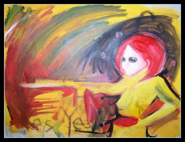 lady yellow lady