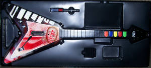Guitar Hero Controller Mod