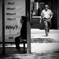 Who,what,where,when,why by danudanu