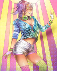 Lollipop by miho-nyc