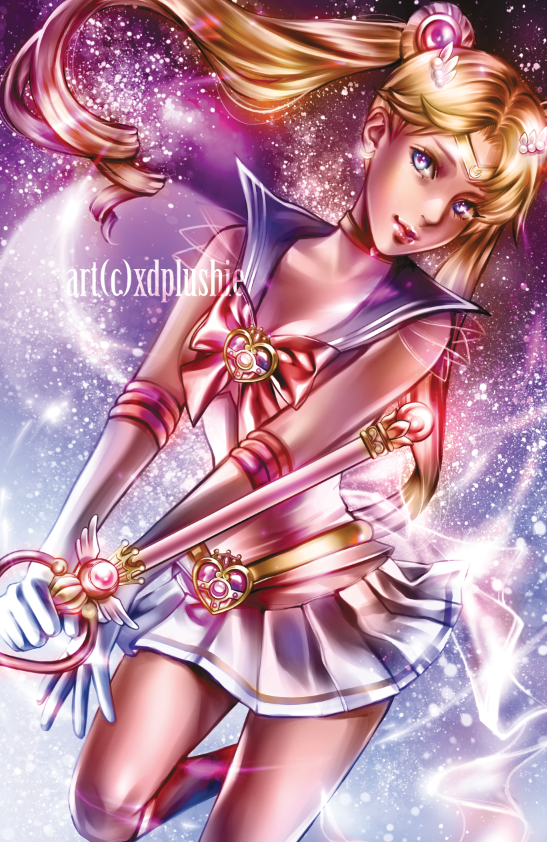 Pretty Soldier SAILOR MOON by miho-nyc