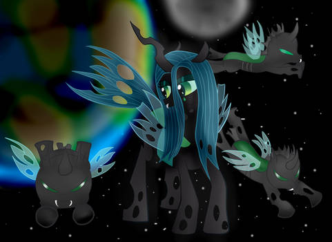 Hungry Changelings