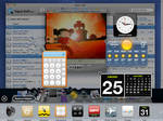 Home Desktop April 2009
