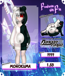 FSF - FICHA [Monokuma]