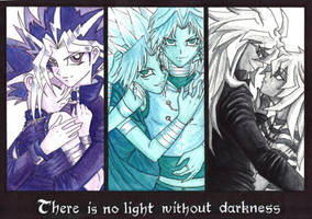 Yu-Gi-Oh: There Is No Light by Demon-Lionka