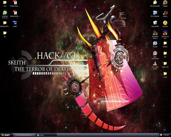 .:Desktop:. by noorichanwazhere