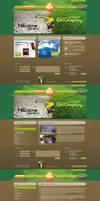 ARAL gas station webdesign