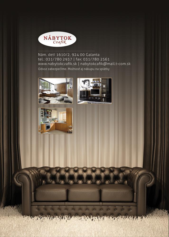 czafik furniture ad by fuxxo on deviantart