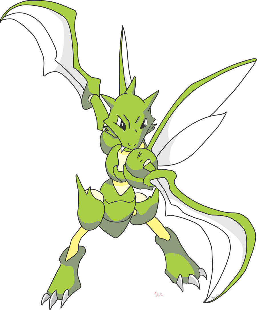 scyther 2 pokemon - photo #2