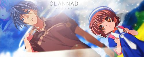 Clannad by Manga-Wolf