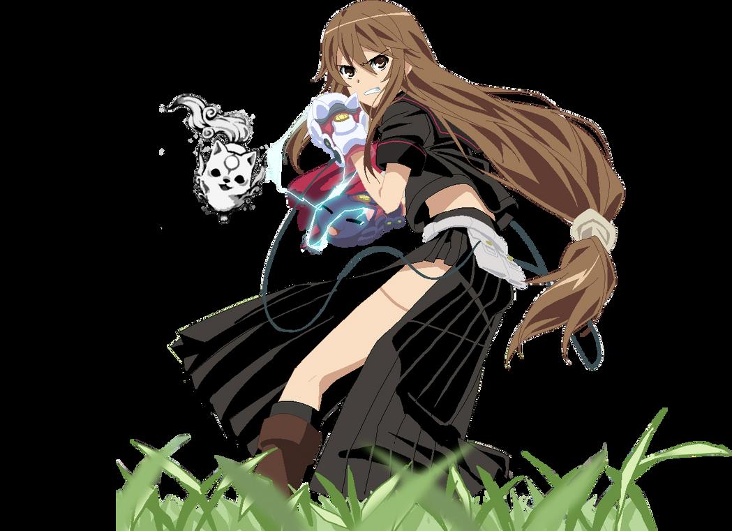 Ookami Ryouko Render 1 by Manga-Wolf on DeviantArt Ookami Ryouko Render