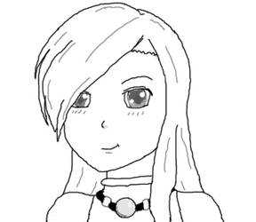 Lauren sketch